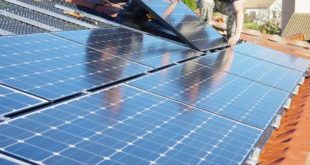 للتسجيل في تركيب الطاقة الشمسية